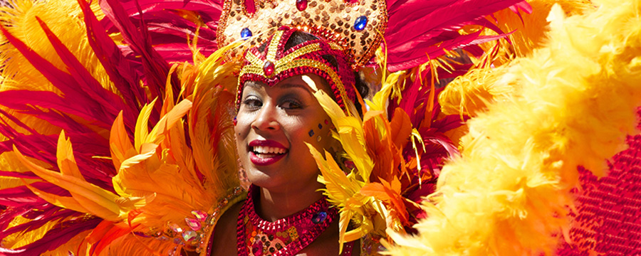 Enjoy Aruba's Carnival all year long with Harbour House